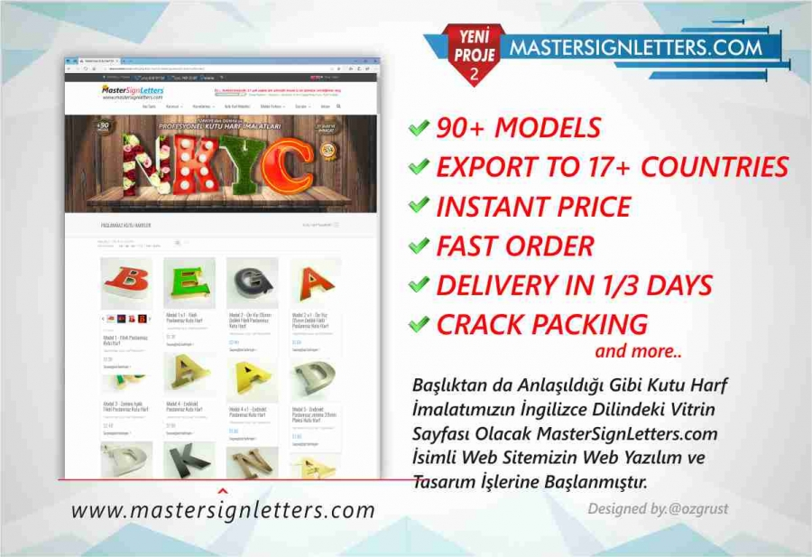MasterSignLetters.com